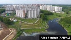 """ЖК """"ЭкоВидное"""" на берегу реки Купелинки"""