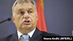 "Orban dobio priznanje zbog, kako je nevedeno, ""njegove uloge u uobličavanju politike centralne Evrope"""