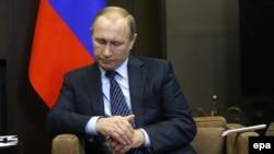Владимир Путин, Ресей президенті. Сочи, 24 қараша 2015 жыл