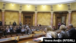 Sednica odbora o Kosovu, 1. novembar 2011.