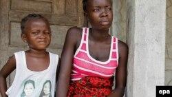 Атлас Мира: Эбола бедности