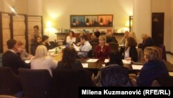 Sastanak Foruma žena, mart 2016.