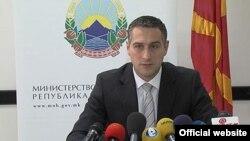 Mинистерот за здравство Никола Тодоров