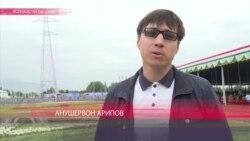 В Таджикистане началось строительство грандиозной ЛЭП КАСА-1000