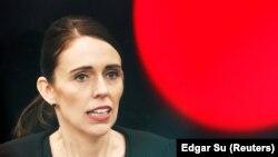 Jacinda Ardern új-zélandi kormányfő