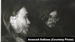 Коблов и Летов. Москва. 1994 год
