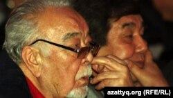 Актер и режиссер Асанали Ашимов. Алматы, 11 ноября 2011 года.