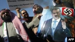 Блокировка Россией и Китаем резолюции по Сирии в Совбезе ООН возмутило арабский мир
