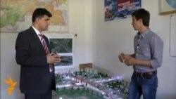 Мусоҳиба бо муаллифи тарҳи роҳи бисёртабақа дар Душанбе