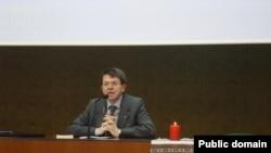 Італійський дослідник, професор Папського Грегоріанського університету Рокко Д'Амброзіо
