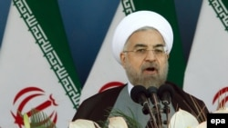 "President Hassan Rohani says Iran has the ""political will"" to reach a deal, although significant differences remain that require negotiations."