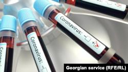 Georgia -- coronavirus cover