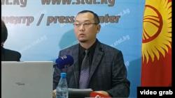 Ырыскелди Өмүралиев.