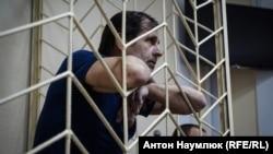Владимир Балух на заседании суда. 15 мая 2018 года