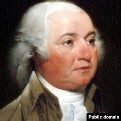 John Adams, al doilea președinte al Statelor Unite