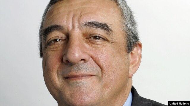 Azerbaijan's UN Ambassador Agshin Mehdiyev