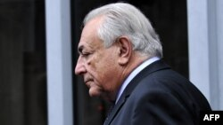 Халықаралық валюта қорының бұрынғы басшысы Доминик Стросс-Кан.
