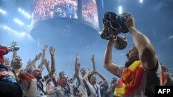 Архивска фотографија - РК Вардар, Лига на шампиони