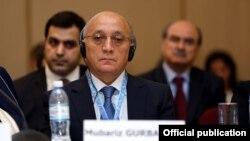 Мубариз Гурбанлы