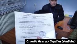 Накази про нагородження в угрупованні «ДНР», виявлені у російських військових СЦКК у 2016 році