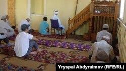 Жалал-Абаддагы мечит.