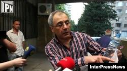 Что касается ареста на его собственность, то, как заявил Зилпимиани, он продолжит бороться против этого решения в суде