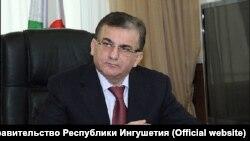 Ingushetian Prime Minister Musa Chiliyev