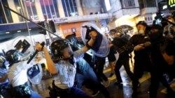 Hongkong: Novi sukobi policije i demonstranata