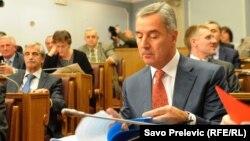 Premijer u Parlamentu