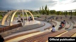 """""""Ынтымак -2"""" паркы. Бишкек. 28-август, 2021-жыл."""