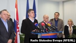 Zoran Milanović i Vjekoslav Bevanda