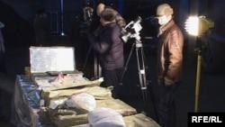 Запленет хероин во Казахстан.