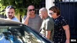Hapšenje Katice Janeve u Skopju