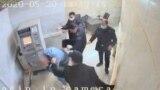 Tehran Prison Abuse Revealed In Security Footage Leak video grab 2
