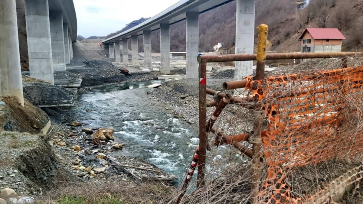 Montenegrin Environmentalists Slam Chinese Pledge To Fix Damage To UNESCO River