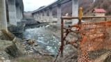 Local environmentalists in Montenegro say work by a Chinese builder on a section of highway is doing serious damage to Europe's longest river canyon.