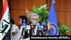 وزير النقل العراقي هادي العامري
