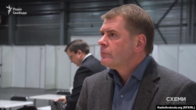Олексій Євсіков, кандидат до нового Верховного суду