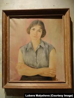 Портрет Луизы Гранеро работы Ольги Сахаровой