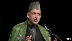 رییس جمهوری افغانستان اظهار داشت که کشورش بدون مشارکت جامعه بین المللی، امروزه در جایی که هست قرار نداشت.