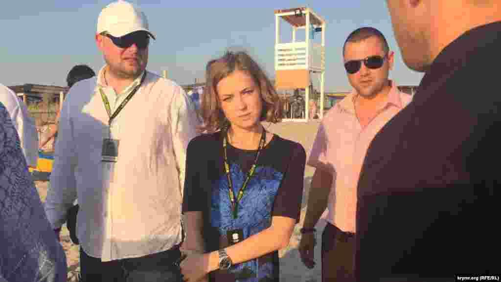 Экс-прокурор Крыма, ныне депутат Госдумы России Наталья Поклонская выразила уверенность, что подобные фестивали способны привлечь туристов в Крым