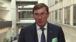 Два табори корупціонерів та антикорупціонерів часто виступають проти ГПУ – Луценко