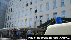Akcija hapšenja savjetnika Živka Budimira u Mostaru, 25.4.2013.