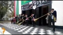 Таҷлили Рӯзи театр дар Душанбе