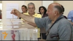 Serbia Votes In Parliamentary And Presidential Elections