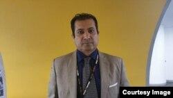 سید احمد شاه سادات معین تخنیکی وزارت مخابرات و تکنالوژی معلوماتی افغانستان