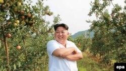 Ким Чен Ын бийликке 2011-жылы келген.