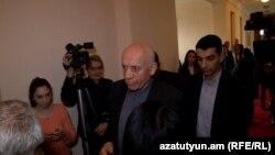 Armenia -- Mher Sedrakian, a parliament deputy from the ruling Republican Party, Yerevan, 22Feb2016.
