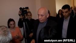 Armenia -- Ruling Republican MP Mher Sedrakian, 22 Feb, 2016