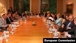 La negocierile UE-Rusia la Bruxelles pe teme energetice